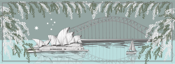 Winter Wonderland Wardina Australia - Virtual CelebFest