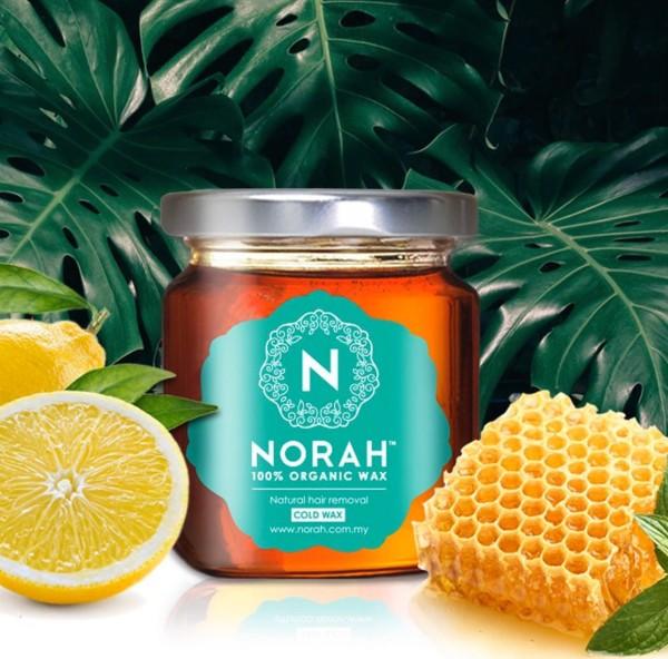Unique.co - NORAH Organic Cold Wax - Virtual CelebFest
