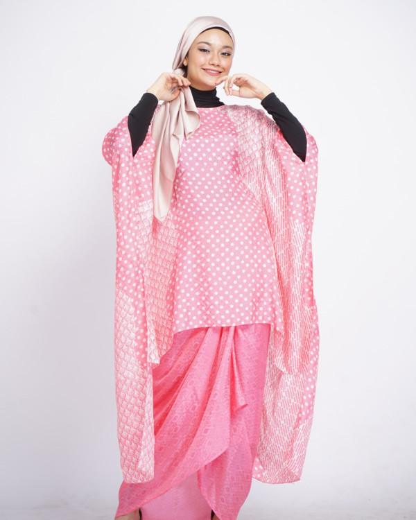 Aliah Abdat - Hi-Low Mingle (Pink) - Virtual CelebFest
