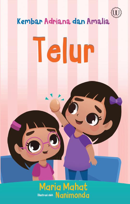 Kembar Adriana dan Amalia: Telur - Virtual CelebFest