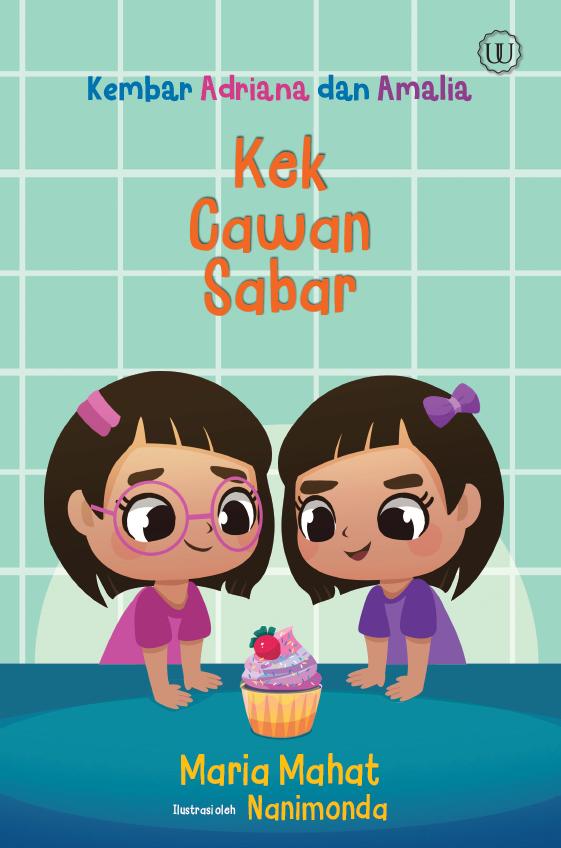 Kembar Adriana dan Amalia: Kek Cawan Sabar - Virtual CelebFest