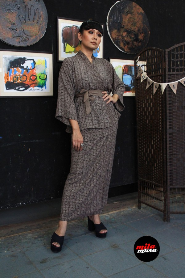 Mila Musa - Unisex Wrap Skirts MMUW001 - Virtual CelebFest
