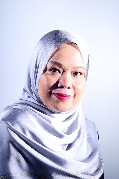 Maryam Amelie : Medina V2 Shawl Satin (Metallic Gold) - Virtual CelebFest