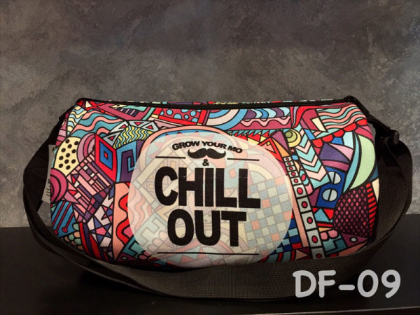 Duffel Bag 09 (Chill Out) - Virtual CelebFest