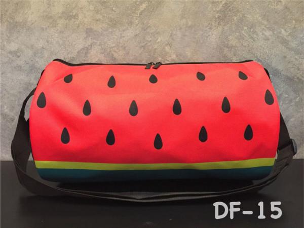 Duffel Bag 15 (Watermelon) - Virtual CelebFest