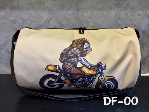 Duffel Bag 02 (California - Black) - Virtual CelebFest