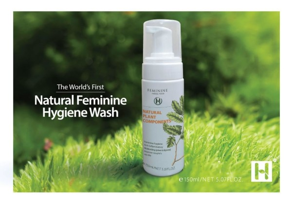 Natural Feminine Hygiene Wash - Virtual CelebFest