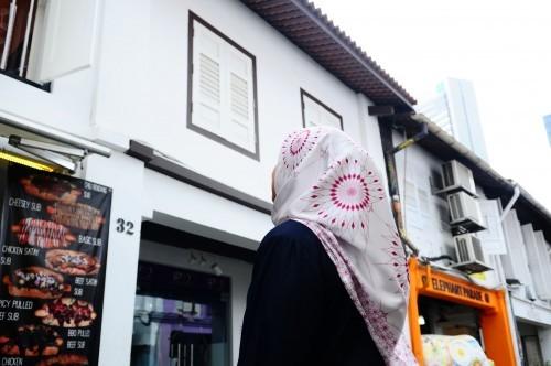 Maryam Amelie : Medina Square Satin (Rose Oud) - Virtual CelebFest