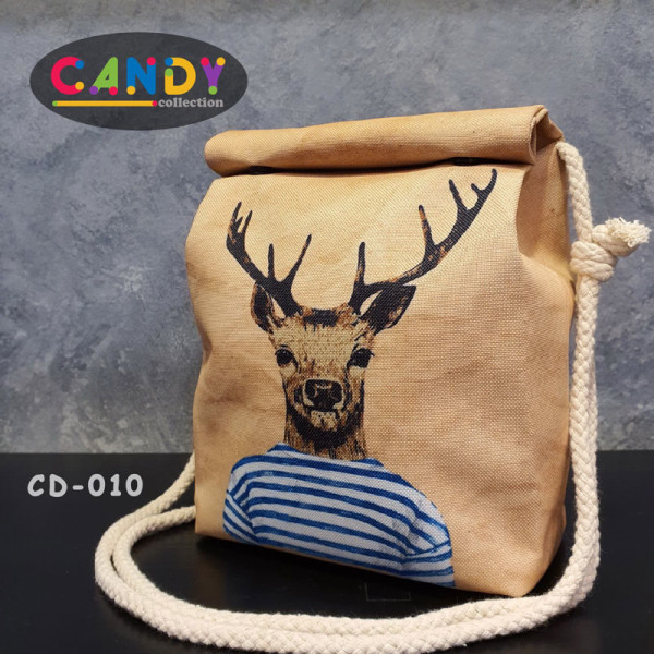 Candy Collection 10  (Reindeer - Sand) - Virtual CelebFest