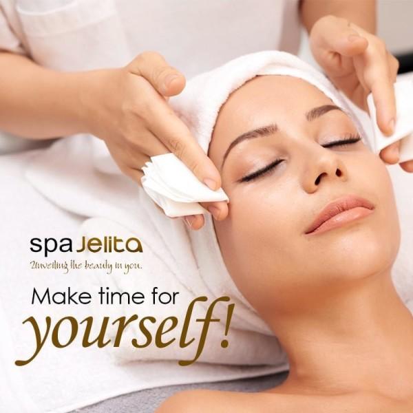 Spa Jelita - Spa Facial Promo (RAYA SPECIAL) - Virtual CelebFest
