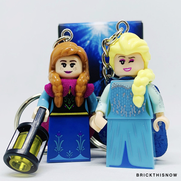 Frozen - Elsa & Anna Set - Virtual CelebFest