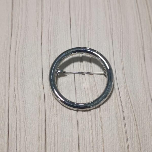 Back to Basics - Circle (Silver) - Virtual CelebFest