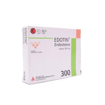 EDOTIN 300 MG 10 KAPSUL
