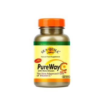 SEA-QUILL PUREWAY C 500 MG 50 TABLET