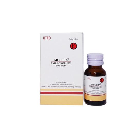 MUCERA DROPS 15 ML - GriyaFarmaOnline
