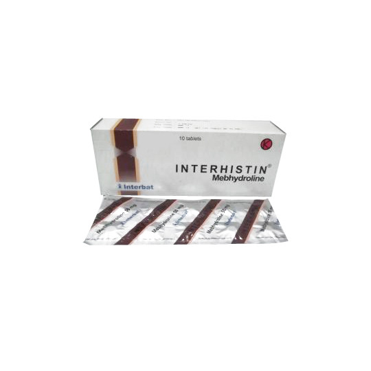INTERHISTIN 50 MG 10 TABLET - GriyaFarmaOnline