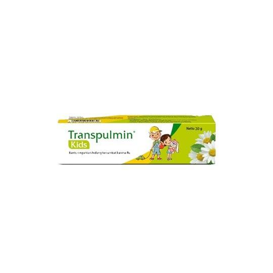 TRANSPULMIN KIDS BALSAM 20 G - GriyaFarmaOnline