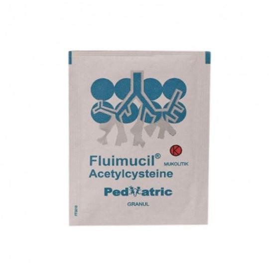 FLUIMUCIL PEDIATRIC GRANUL - GriyaFarmaOnline