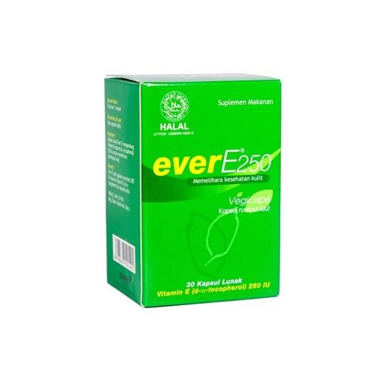 EVER E 250 IU 30 KAPSUL - GriyaFarmaOnline