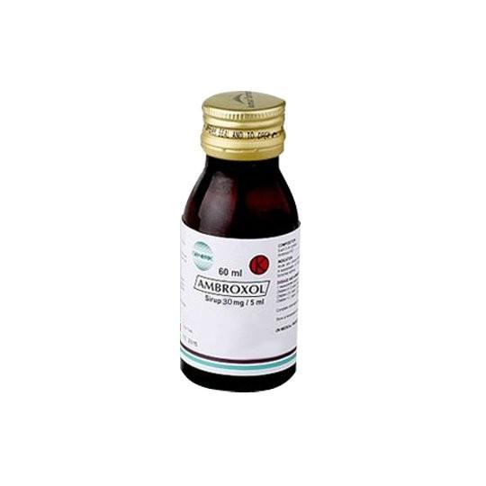 AMBROXOL SIRUP 30 MG/5 ML 60 ML - GriyaFarmaOnline