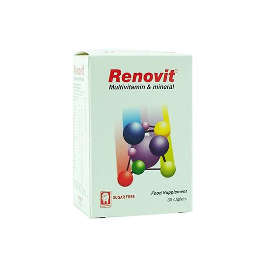 RENOVIT 30 KAPLET - GriyaFarmaOnline