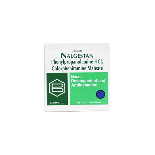 NALGESTAN 4 TABLET - GriyaFarmaOnline