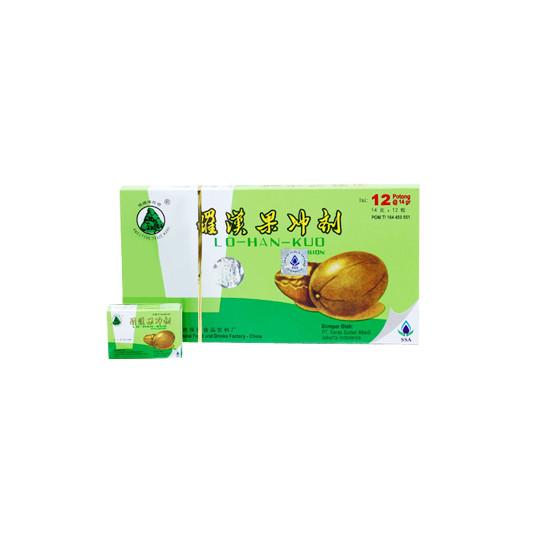 LO HAN KUO INFUSION 12 TABLET - GriyaFarmaOnline