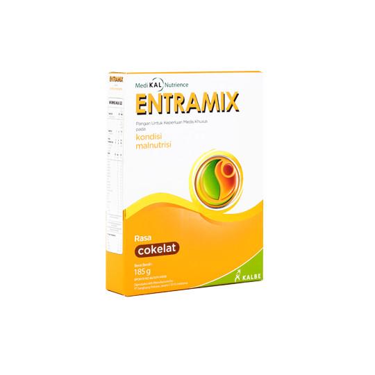 ENTRAMIX COKLAT 185 G - GriyaFarmaOnline