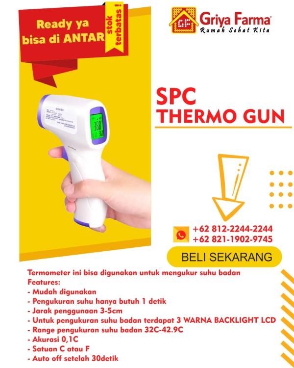 SPC THERMO GUN - GriyaFarmaOnline
