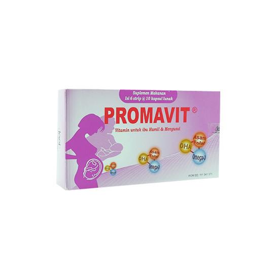 PROMAVIT 10 KAPSUL - GriyaFarmaOnline