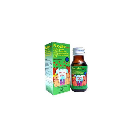 FLUCADEX SIRUP 60 ML - GriyaFarmaOnline