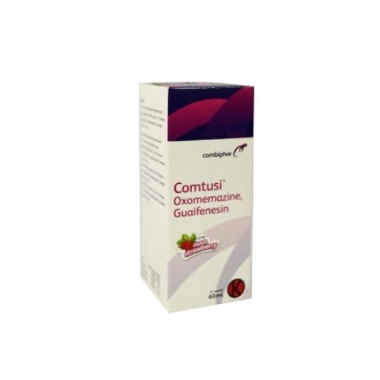 COMTUSI RASA STRAWBERRY SYRUP 60ML - GriyaFarmaOnline