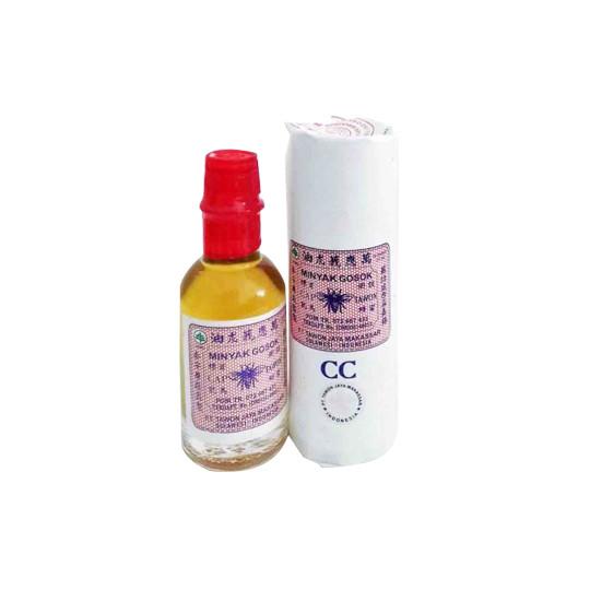 MINYAK TAWON CC 20 ML - GriyaFarmaOnline