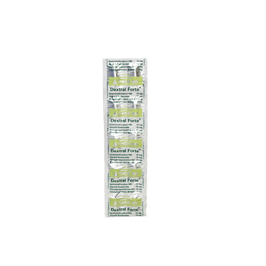 DEXTRAL FORTE 10 KAPSUL - GriyaFarmaOnline