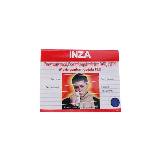 INZA 4 TABLET - GriyaFarmaOnline