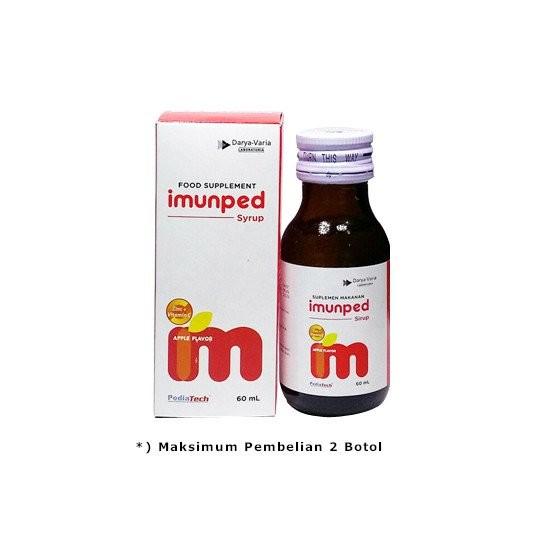 IMUNPED SIRUP 60 ML - GriyaFarmaOnline