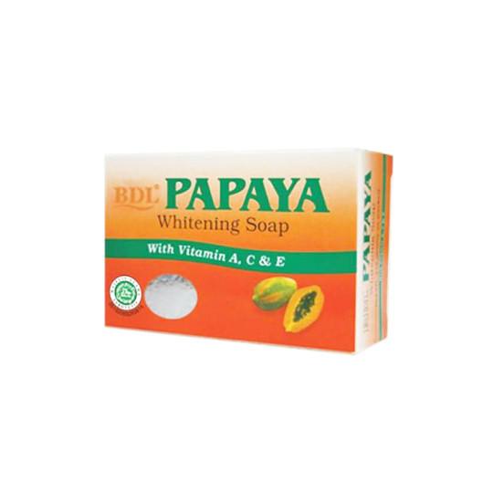 PAPAYA WHITENING SOAP BDL - GriyaFarmaOnline