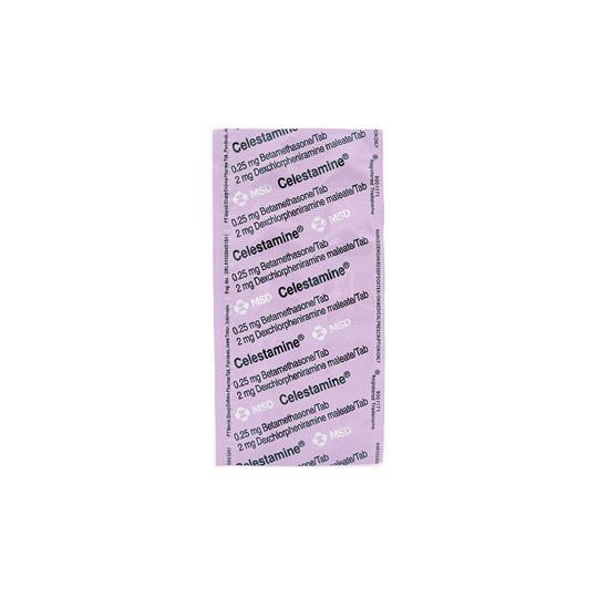 CELESTAMINE 10 TABLET - GriyaFarmaOnline