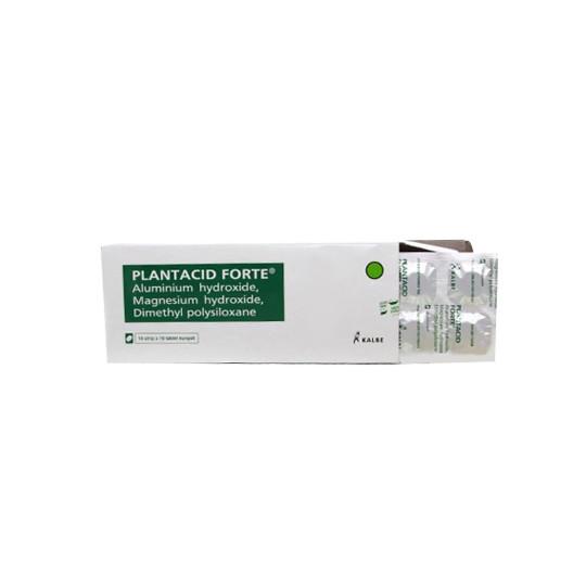 PLANTACID FORTE 10 TABLET - GriyaFarmaOnline