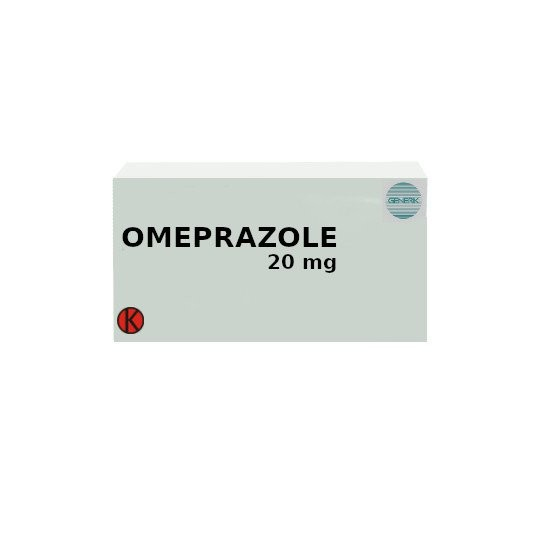 OMEPRAZOLE 20 MG 10 KAPSUL - GriyaFarmaOnline