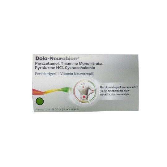DOLO-NEUROBION 10 TABLET - GriyaFarmaOnline
