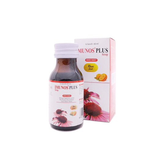 IMUNOS PLUS SIRUP 60 ML - GriyaFarmaOnline