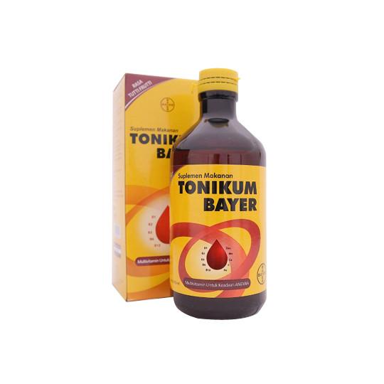 TONIKUM BAYER SIRUP 330 ML - GriyaFarmaOnline