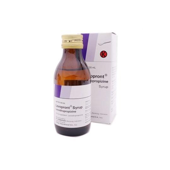 LEVOPRONT SIRUP 120 ML - GriyaFarmaOnline