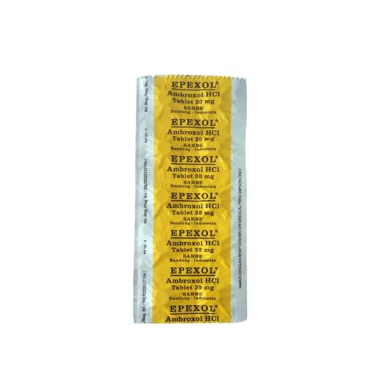 EPEXOL 30 MG 10 TABLET - GriyaFarmaOnline