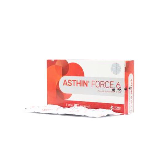 ASTHIN FORCE OD 6 MG 6 KAPSUL - GriyaFarmaOnline