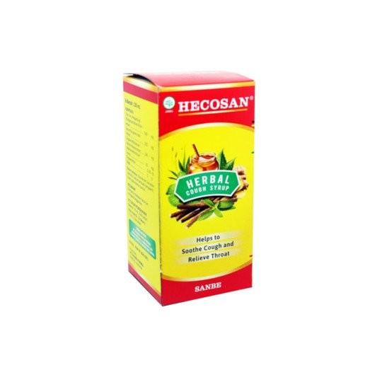 HECOSAN HERBAL COUGH SYRUP 120 ML - GriyaFarmaOnline