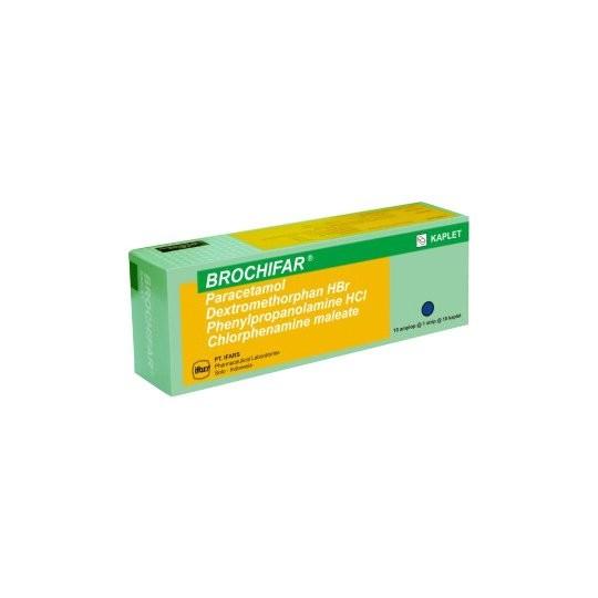 BROCHIFAR 10 TABLET - GriyaFarmaOnline