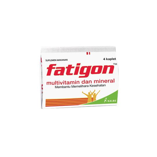 FATIGON 4 KAPLET - GriyaFarmaOnline
