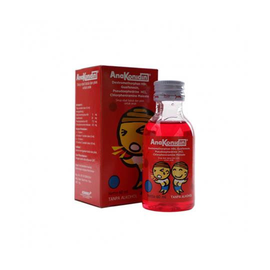 ANAKONIDIN SIRUP 60 ML - GriyaFarmaOnline